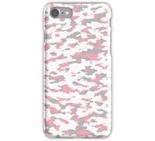 Camouflage: Pink IV iPhone Case/Skin