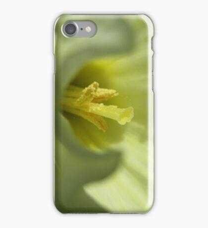 Macro Daff iPhone Case/Skin