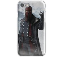 Call Me Commander iPhone Case/Skin