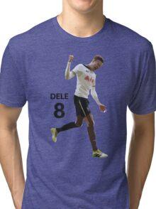 Dele Alli 8 Tottenham Tri-blend T-Shirt