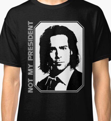 Gaius Baltar - Not My President Shirt Classic T-Shirt