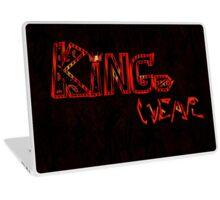 "Hindu Eye ""KINGz Wear"" - red Laptop Skin"