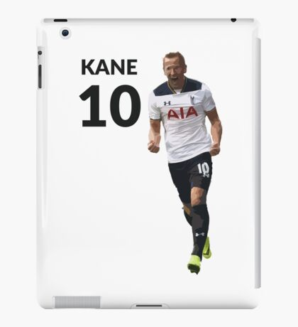 Harry Kane 10 Tottenham iPad Case/Skin