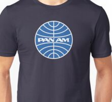 2001 A Space Odyssey Space Clipper Pan Am logo Unisex T-Shirt