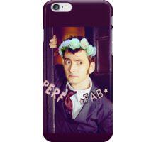 David Tennant Sassy Doctor Who iPhone Case/Skin
