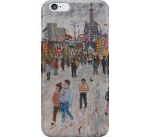 Ekka Side Show Alley no3 iPhone Case/Skin