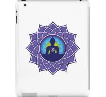 Om Meditation iPad Case/Skin
