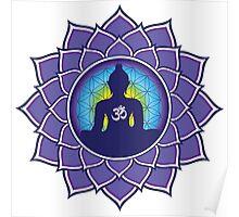 Om Meditation Poster