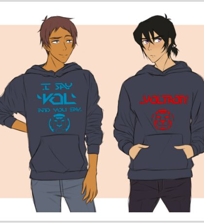 Klance Sticker