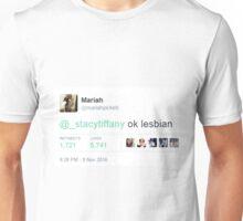 ok lesbian Unisex T-Shirt