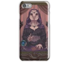 Owl-Woman Oracle iPhone Case/Skin