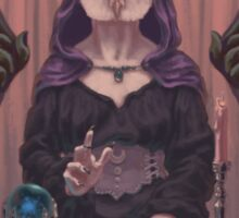 Owl-Woman Oracle Sticker