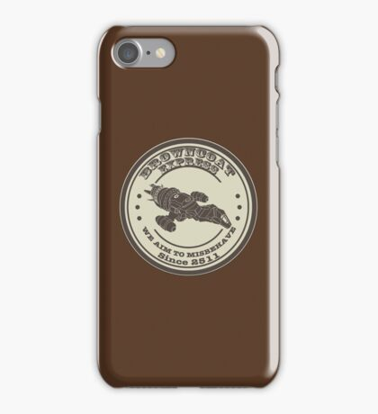 Firefly Browncoats Express iPhone Case/Skin