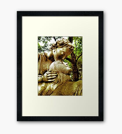 And Now We Are One Framed Print