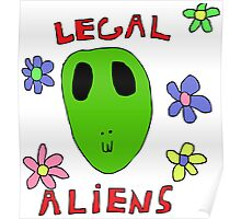 Legal Aliens Poster