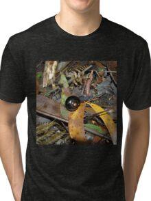 Tread carefully on the forest floor  Tri-blend T-Shirt