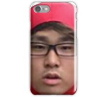 Red Dick iPhone Case/Skin