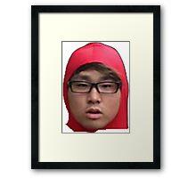 Red Dick Framed Print