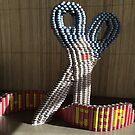 Can Sculpture, New York City by lenspiro