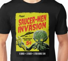 SAUCER-MEN INVASION Unisex T-Shirt