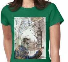 Sherlock: Jim Moriarty Womens Fitted T-Shirt