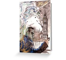 Sherlock: Jim Moriarty Greeting Card