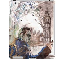 Sherlock: Jim Moriarty iPad Case/Skin