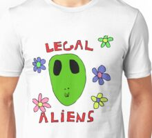 Legal Aliens Unisex T-Shirt