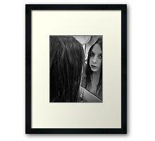 Release Me Framed Print