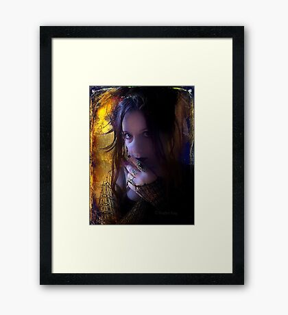 I Chose An Eternity Framed Print