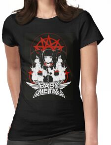 Baby Metal #2 Womens Fitted T-Shirt