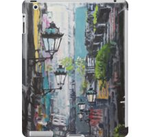 Spain Series 03 Barcelona iPad Case/Skin