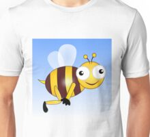 Animal ape bee comic insect Unisex T-Shirt