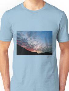 #1114  Red White & Blue Unisex T-Shirt