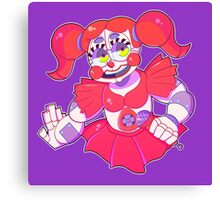 FNAF SISTER LOCATION - BABY Canvas Print