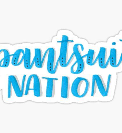 Pantsuit Nation Sticker