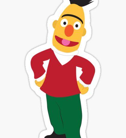 Bert Sticker
