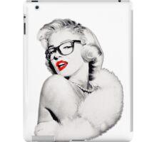 Nerdy Marilyn iPad Case/Skin
