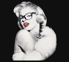 Nerdy Marilyn by TBDesigns