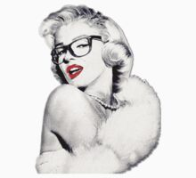 Nerdy Marilyn Kids Tee