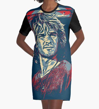 patrick swayze Graphic T-Shirt Dress