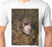 Mabon - goddess of fall Unisex T-Shirt