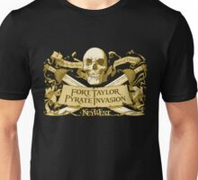 Fort Taylor Pyrate Invasion Merchandise Unisex T-Shirt