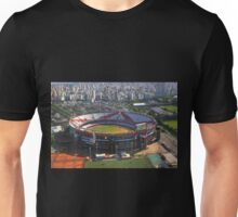 River Plate Stadium, Buenos Aires, Argentina Unisex T-Shirt