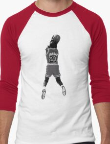 The JumpMan Men's Baseball ¾ T-Shirt