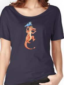 Baby Dragon Playtime Women's Relaxed Fit T-Shirt