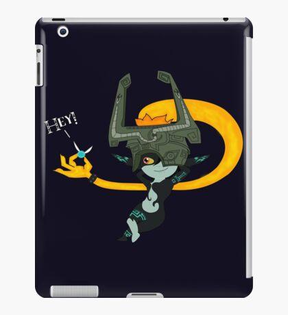 Midna Vs Navi iPad Case/Skin