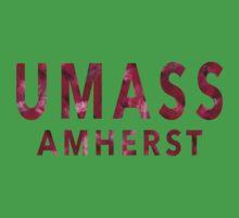 UMass Amherst One Piece - Short Sleeve