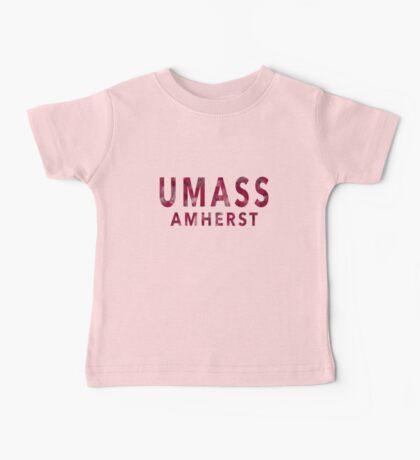 UMass Amherst Baby Tee