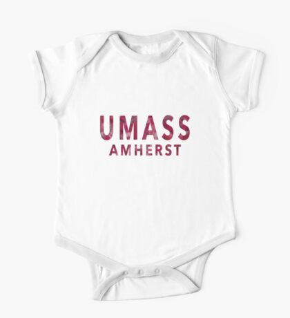 UMass Amherst One Piece - Short Sleeve